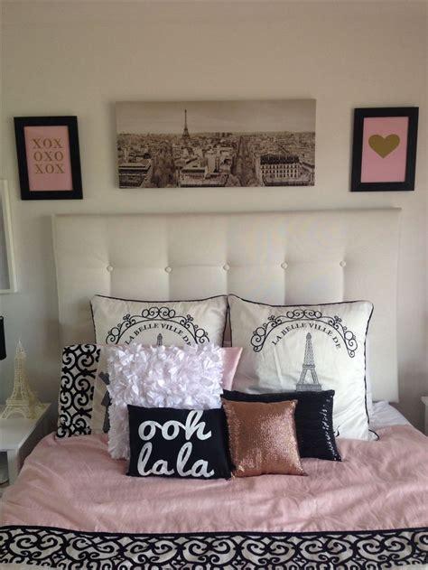 paris bedroom ideas  pinterest paris decor