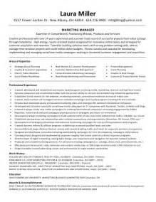 Excellent Resume Template Functional Resume Format For Marketing Manager Functional Resume Template