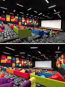 Fun, Colorful, Cinema, In, Slovakia
