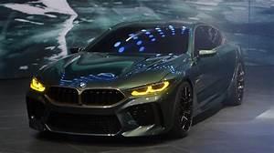 Bmw M8 2018 : genf 2018 bmw m8 gran coupe concept live 12 zero2turbo ~ Mglfilm.com Idées de Décoration