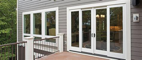 series frenchwood gliding patio door