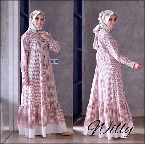shop baju hijabers modern modis bahan katun