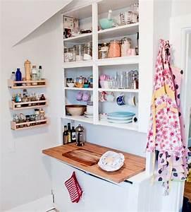Idee Deco Cuisine Pas Cher : comment amenager une petite cuisine ~ Melissatoandfro.com Idées de Décoration