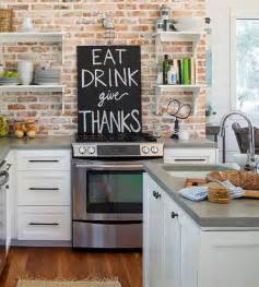 brick backsplashes for kitchens brick backsplashes rustic and of charm