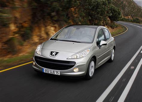 peugeot 207 new new cars peugeot 207