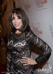 Kate Linder at the 32nd College Television Awards ...