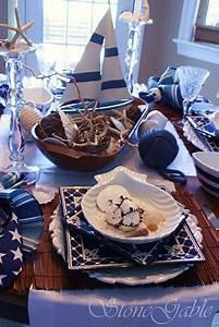 Nautical Wedding Décor Ideas