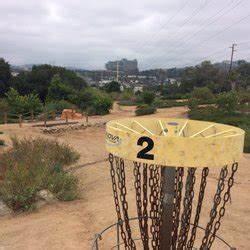 Montiel Park Disc Golf Course - Disc Golf - Nordahl Rd and ...