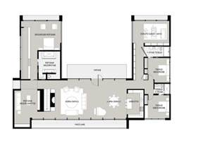 Top Photos Ideas For U Shaped Floor Plans With Courtyard by Home Design 89 Extraordinary House Plans With Courtyards