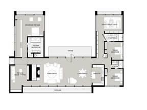 U Shaped Floor Plan by 28 Small U Shaped House Plans U Shaped House Plans