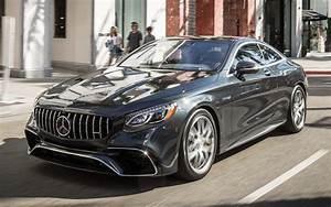 Mercedes S Coupe : 2018 mercedes amg s 63 coupe us wallpapers and hd images car pixel ~ Melissatoandfro.com Idées de Décoration