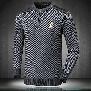 T Shirt Louis Vuitton Homme : sweat louis vuitton pulls casual embroidered logo de eur 44 ~ Melissatoandfro.com Idées de Décoration