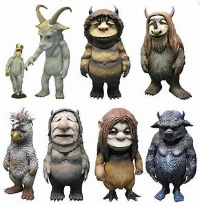 'Where The Wild Things Are' Movie Vinyl Figures ...