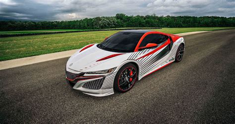 2016 Acura Nsx To Pace 2015 Pikes Peak Hill Climb