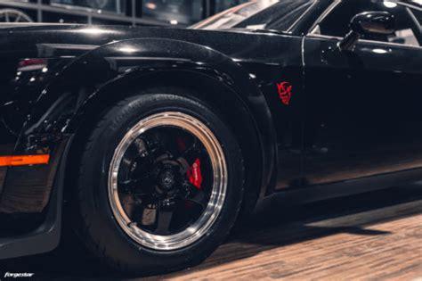 gas monkey garage black dodge demon forgestar