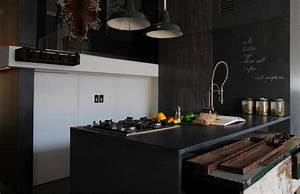 industrial style best lighting ideas for your kitchen With kitchen colors with white cabinets with industrial gears wall art