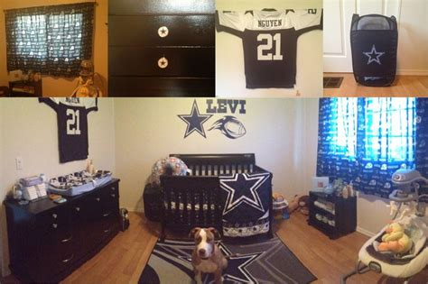 17 best images about dallas cowboys nursery on pinterest