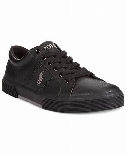 Ralph Lauren Sneakers Felixstow Polo Leather Shoes