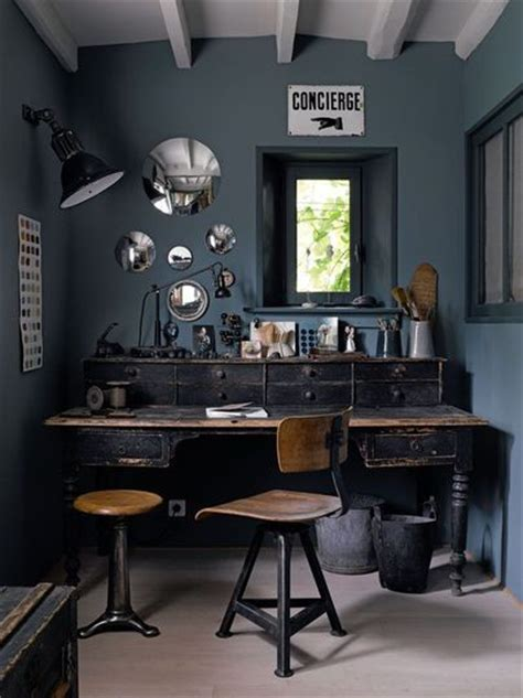 photo deco bureau déco bureau style industriel