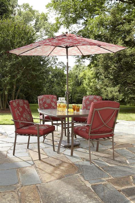 garden oasis dagny square glass table numark industries