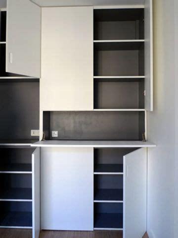bureau refermable un bureau refermable comme un placard maisonapart