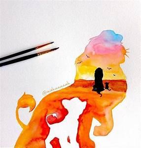König Der Löwen Tapete : 47 besten k nig der l wen bilder auf pinterest der l we der k nig der l wen und drawing ~ Frokenaadalensverden.com Haus und Dekorationen