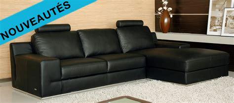 canapé d angle relax cuir canapé cuir d 39 angle salvador