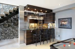 Savvy Homes Floor Plans by 27 Basement Bars That Bring Home The Good Times