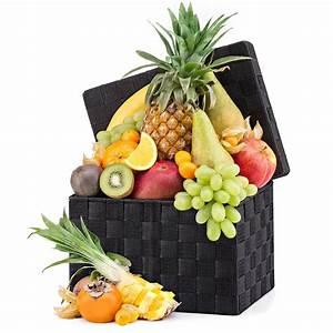 Panier A Fruit : panier fruits exotiques cadeau ~ Teatrodelosmanantiales.com Idées de Décoration