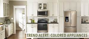 Trend Alert: Colored Appliances