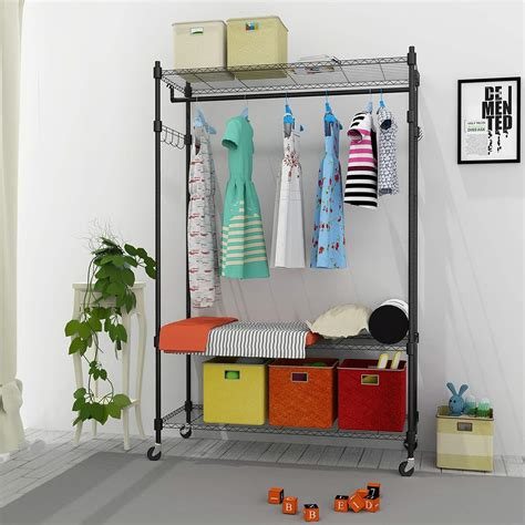 Affordable Wardrobe Closet by Affordable Rolling Wardrobe Closet Home Decor