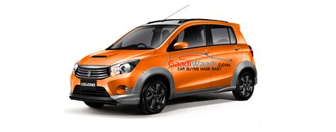 maruti celerio  celerio cross india launch date price engine specs
