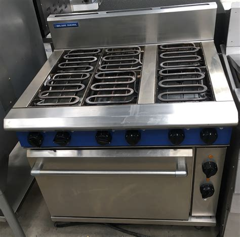 electric evolution element oven seal range caterfix ca18 cooking