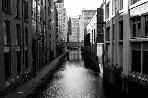 fotos gratis agua en blanco  negro la carretera