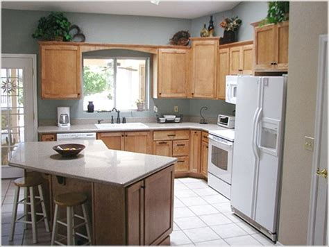 Kitchen Style Heavenly L Shaped Kitchen Design Pictures