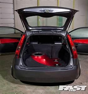 Fiesta St Dash Lights Stanced Ford Fiesta Mk6 Fast Car