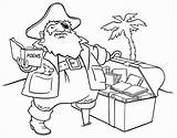 Pirates Coloring Pages sketch template