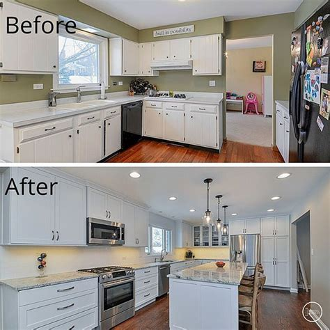 kitchen  remodeled  naperville