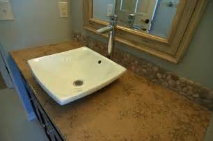 Pegasus Black Kitchen Sinks by Concrete Bath Sinks Modern Vanity Tops And Side