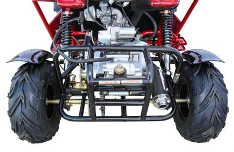 Extreme Motor Sales> Double Trouble 125cc Kids Go Cart