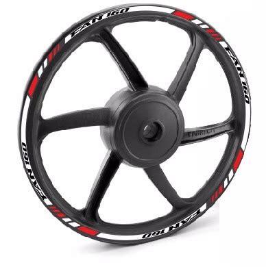 friso adesivo refletivo roda tricol m2 moto honda cg fan 160 r 69 90 em mercado livre