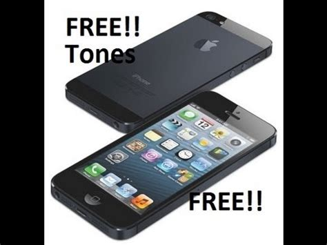 free ringtones for iphone 5 how to make free custom iphone 5 ringtone for ios6 and
