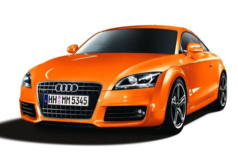 Audi Celebrates 100 Years With Special Edition Tt Coupe In