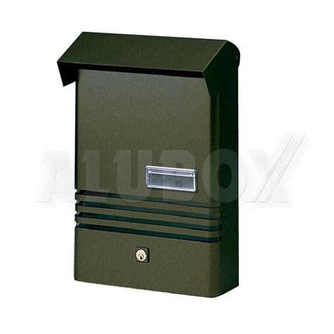Cassetta Postale Ghisa by Cassette Postali Alubox Alluminio Serie Quot Xe Quot Ghisa
