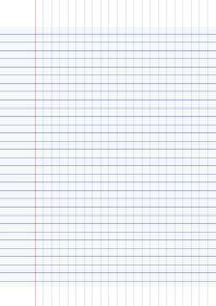 Chaque feuille est entièrement personnalisable. Papier/Feuille Seyes en PDF à télécharger gratuitement