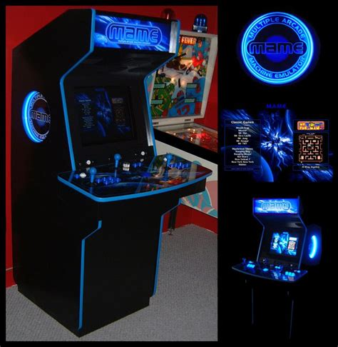 mame arcade cabinet diy 1000 ideas about arcade machine on arcade