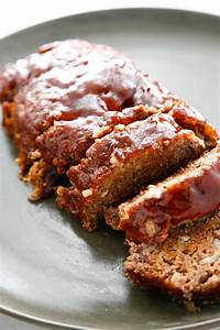 saucy bbq meatloaf the cook