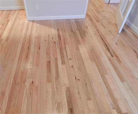 on hardwood floors water based mountain view hardwood floors