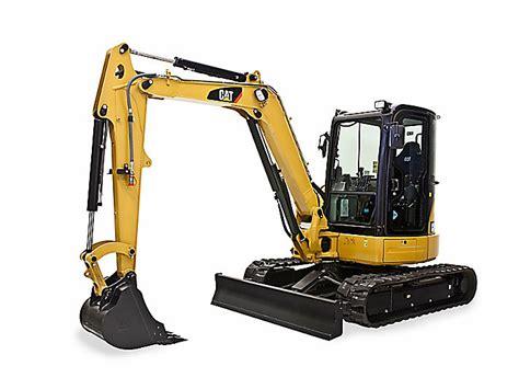 cat  mini excavator  ton equipment rentals  plymouth shaughnessy rentals