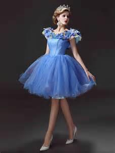 Prom Dresses Cinderella 2015 Movie Costume